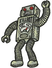 RoBoT MoNsTeR Patch Gothic Goth Horror Freak Spook Show Sideshow Punk Rob Zombie