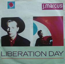 """7"""" 1988 ! JÜRGEN MARCUS : Liberation Day / MINT-?"""