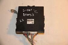 TOYOTA AVENSIS LHD 09-14 Power Management Control unit 89690-05070 , 8969005070