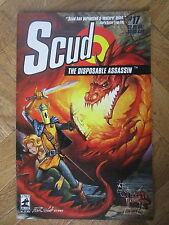 SCUD THE DISPOSABLE ASSASSIN #17 VERY FINE/NEAR MINT (W11)