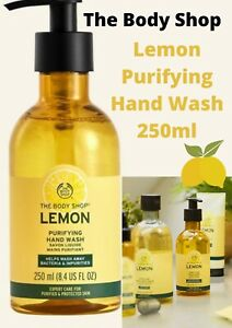 The Body Shop Lemon Purifying Hand Wash 250ml