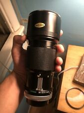 Canon FD 200mm f/2.8 FD SSC Lens Beautiful Condition!
