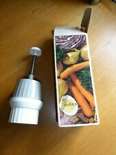 More details for zyliss vintage food chopper no.558 boxed great graphics 1970's in excellent cond