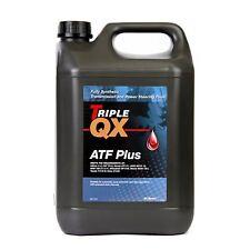 Triple QX ATF Plus Transmission Fluid 5 Litre (5L) Automatic Transmission Fluid