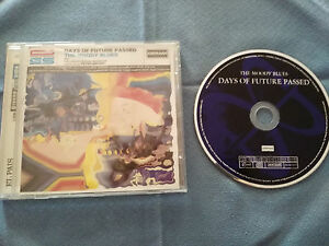The Moody Blues Days Of Future Passed CD 1967 1997 Espagnol Edition Deram