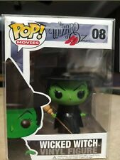 Funko Pop! Movies Wicked Witch Wizard of Oz Vaulted Rare #08