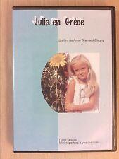 "RARE DVD DOCUMENTAIRE / JULIA EN GRECE / LES ""MINI REPORTERS"" / BON ETAT"