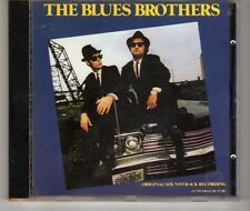 (HG807) The Blues Brothers, Original Soundtrack Recording - 1986 CD