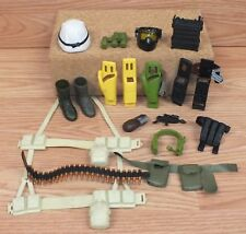 Multi Color / Unbranded Mixed Random Lot of G.I. Joe Accessories Only **READ**