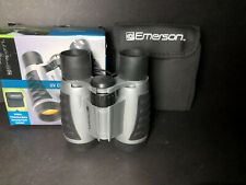 💎 Emerson Uv Coated Binoculars w/ Protective Nylon Carrying Pouch 💎
