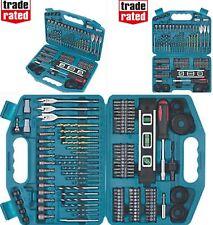Makita P-67832 101 Piece Drill Accessory Set - Drills Screwdriver Bits & Holesaw