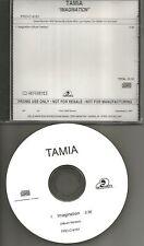 TAMIA Imagination TST PRESS PROMO Radio DJ CD single 1997 MINT USA