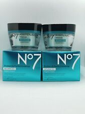 2 x No 7 Protect And Perfect Advanced Intense Night Cream 100 ML TOTAL,NEW/BOXED