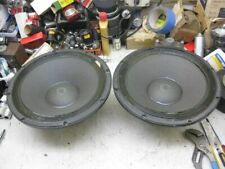 2  Altec 414A woofer nice   working   condition 16 ohms