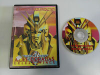 ALAS DORADAS GOLDEN WINGS DVD - A HARMONY GOLD PRODUCTION UNICO EBAY MUNCIAL!!!