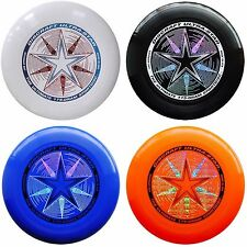 NEW Discraft ULTRA-STAR 175g Ultimate Frisbee Disc Bundle 4 Pack