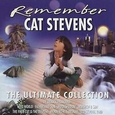 CAT STEVENS - Ultimate Collection - CD Neu - Beste Greatest Hits