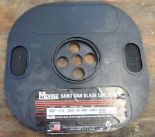 "MORSE BAND SAW BLADE COIL STOCK 1/4"" x 100' x 24R 401922-67"