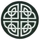Patch Kelten Keltisch Zum Aufbügeln Auflagen Patch Flicken Celtic Bestickt