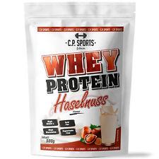 Whey Protein Shake Konzentrat Eiweiß Pulver Isolat Diät Pulver  Eiweiss Fitness