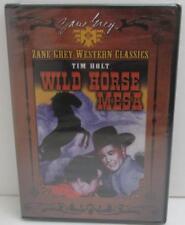 brand new sealed WILD HORSE MESA dvd TIM HOLT zane grey western classics