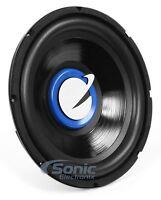 "NEW! Planet Audio TQ12S 750W RMS 12"" TQ Series Single 4 ohm Car Subwoofer"