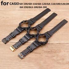 para reloj Casio GA-110/100/120 GD-100 /120, correa para reloj de hombre y mujer