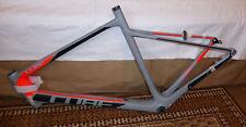 Cube Attain GTC Rennrad Rahmen Disc Scheibenbremse Rh58 Crossrad orange rot