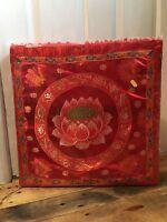 Lotus Flower Meditation Cushion
