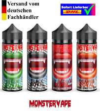 Monstervape Aroma 13ml Long Fill e Liquid Green Black Orange Red Royal