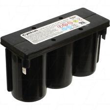 ENERSYS 0809-0012 6V 5Ah Sealed Lead Tin Battery Cyclon Monobloc