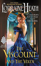 The Viscount and the Vixen, Heath, Lorraine | Mass Market Paperback Book | 97800