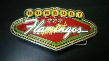 BUNBURY  HEBILLA  FLAMINGOS