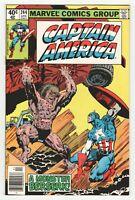 Captain America #244 (Marvel 1980) Frank Miller Cover - Don Perlin Interior Art