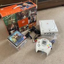 Sega Dreamcast Console + Games Bundle - Japan JPN - Tested & Working (2)