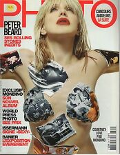 rivista francese PHOTO ANNO 2003 NUMERO 398 COURTNEY LOVE - PETER BEARS