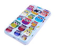 Schutzhülle f Samsung Galaxy S2 i9100 Tasche Case Cover Etui Owl kleine Eule