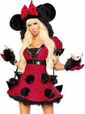 J Valentine REBEL MOUSE COMPLETE Furry Animal Costume JJ185 NOS Sz SM/MD RAVE