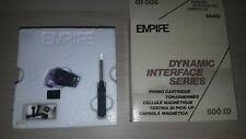 EMPIRE DYNAMIC INTERFACE SERIES 500ID (phono cartridge) - Cápsula tocadiscos