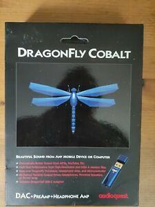 Audioquest Dragonfly Cobalt DAC and Headphone Amplifier