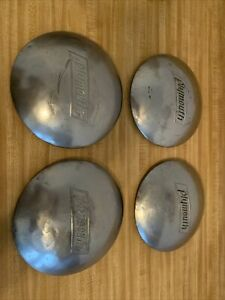 Plymouth dog dish hubcap   Wheel Covers  Oem  Mopar 37 38 39 40 Set Of 4 Used