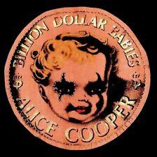 House Of The gods Alice Cooper Billion Dollar Babies Beaded Tank M