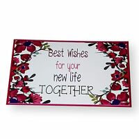 WW30 - Wedding Voucher/Gift/Money Wallet/Envelope/Pocket - Cards, Gifts
