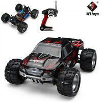 US WLtoys A979 2.4G 1/18 4WD 50KM/H Electric RTR Monsters Truck RC Car  US ❤