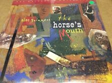 THE HORSE'S MOUTH Laserdisc Movie Criterion LD #292 CLV BRAND NEW