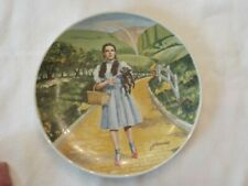 The Wizard Of Oz Over The Rainbow Dorothy Collectors Plate By Knowles