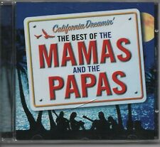 The Best of the Mamas and the Papas CD