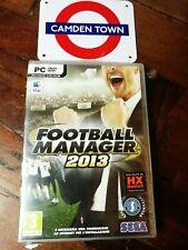 🎮Football Manager 2013 Sega PC Edizione Completamente Italiana Sigillata