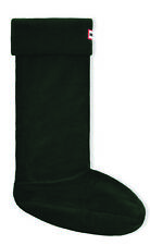 Hunter calcetín Calcetines para mujer caliente de poliéster Welly en Oliva Tamaño UK 3 - 8