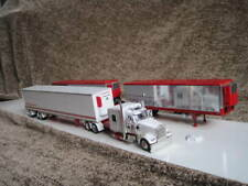 DCP-  Kenworth Truck with Trailer and Doubles Set 1:64 scale